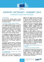 EMN Country Factsheet: Hungary 2014