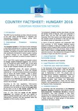EMN Country Factsheet: Hungary 2016