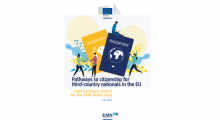 New EMN Study published: Pathways to citizenship for third-country nationals in the EU